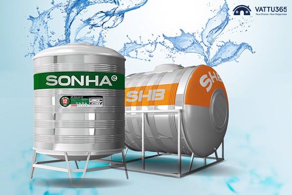 Bồn nước Inox 500L liệu có phù hợp cho gia đình bạn?