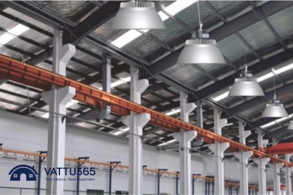 Tổng hợp các loại đèn chiếu sáng nhà xưởng công suất cao