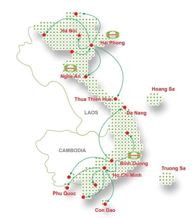 Bảng giá ống nhựa Tiền Phong 2021 mới nhất