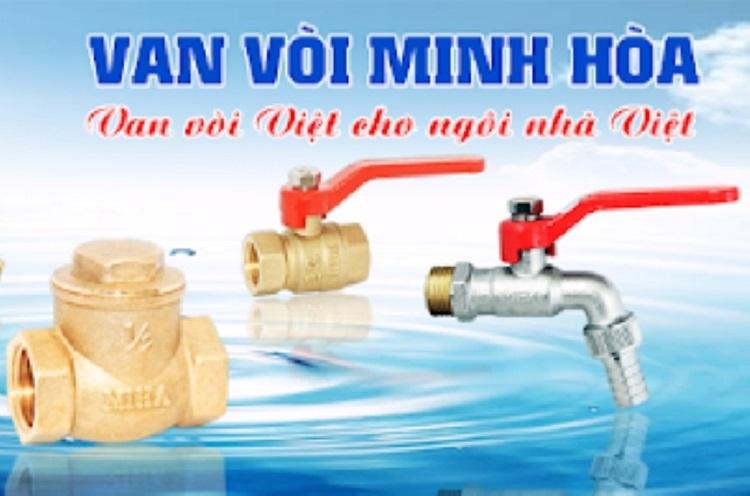 Bảng giá Minh Hòa mới nhất – Van khóa nước – Vòi – Đồng hồ nước 2021