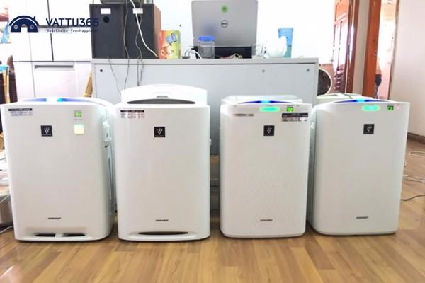 Có nên mua máy lọc không khí Panasonic nội địa Nhật hàng bãi?