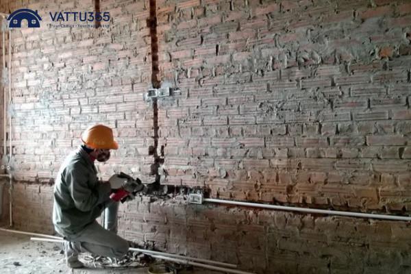 Nguyên tắc đi dây điện âm tường an toàn và đúng kỹ thuật nhất