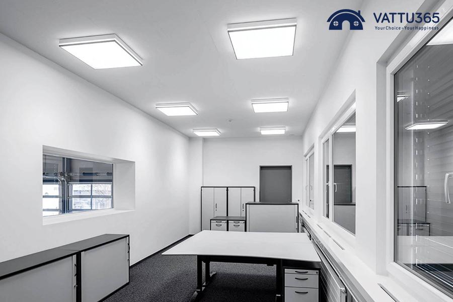 Cách lắp đặt đèn LED ốp trần trang trí an toàn và chi tiết từ A-Z