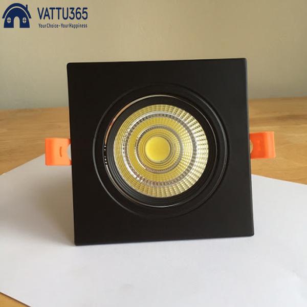 Đèn Downlight vuông âm trần