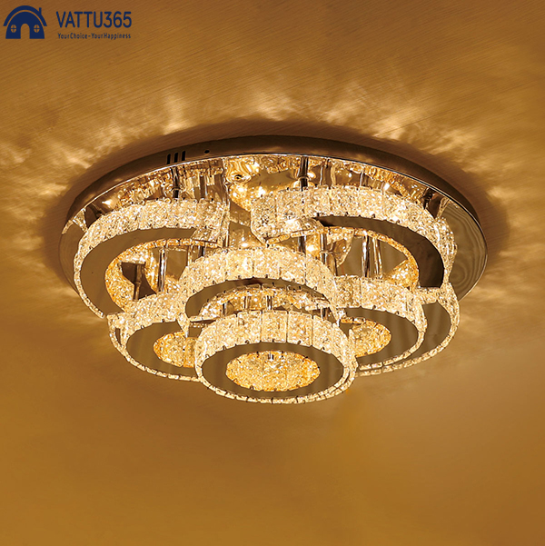 đèn ốp trần trang trí