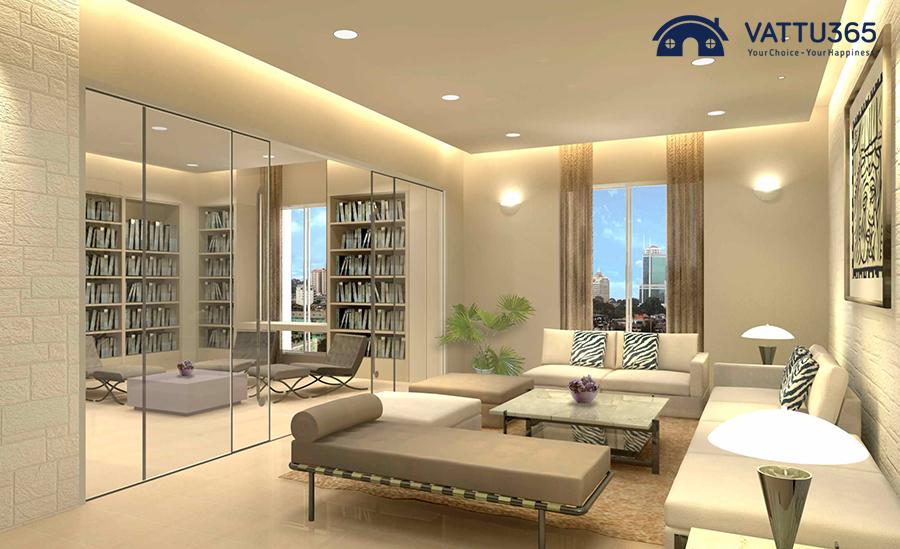 Cách chọn đèn LED âm trần phù hợp cho phòng khách