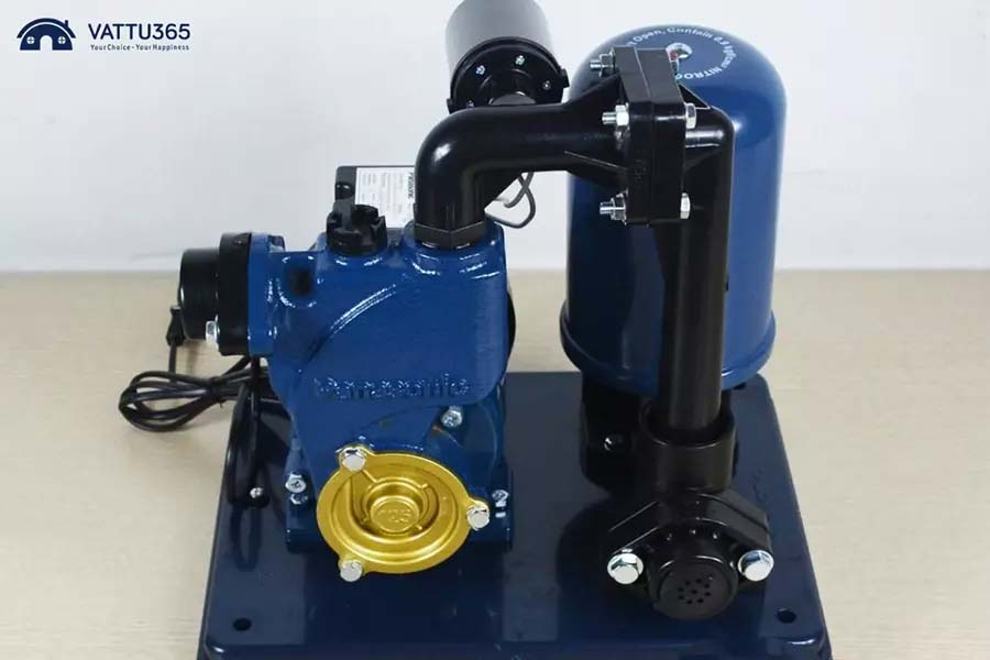 Nguyên nhân và cách xử lý máy bơm tự ngắt khi không có nước