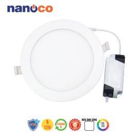 Đèn LED âm trần Nanoco 12W NSD0126