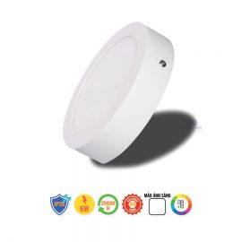 Đèn LED ốp trần Nanoco 6W NPL066R