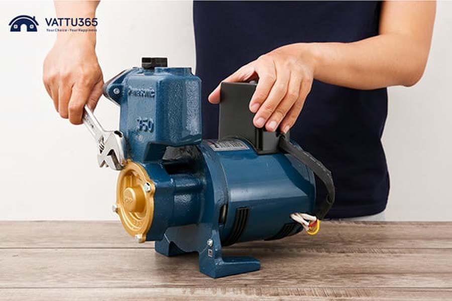 Tư vấn chọn mua các loại máy bơm nước gia đình phù hợp nhu cầu