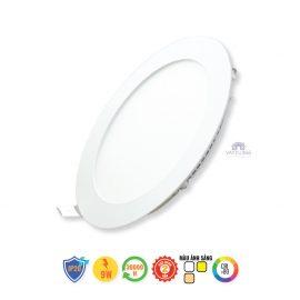 Đèn led âm trần MPE 9W 3 chế độ