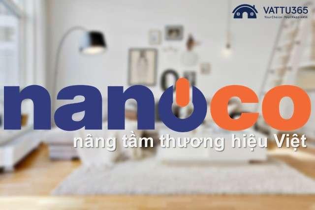 Quạt đứng Nanoco là thương hiệu của nước nào?