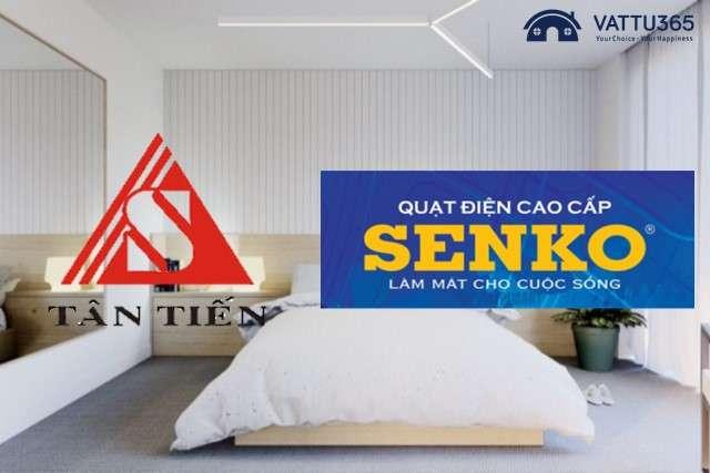 Quạt hút thông gió Senko của nước nào?
