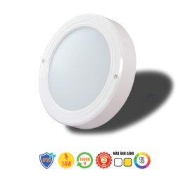 Đèn LED ốp trần cảm biến D LN05L 220/14W RAD Rạng Đông