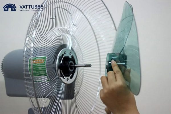 Hướng dẫn sửa chữa quạt điện