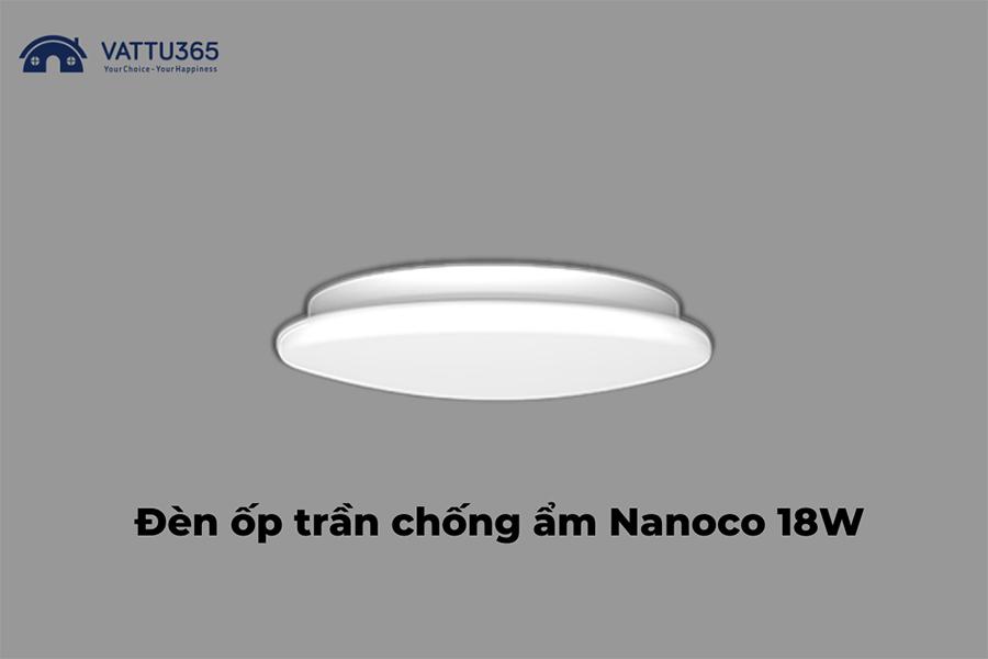 Đèn chống ẩm ốp trần Nanoco