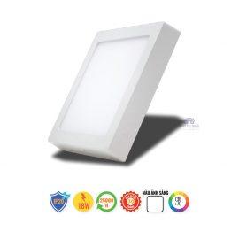 Đèn LED ốp trần Nanoco 18W vuông NPL186S
