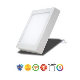 Đèn LED ốp trần Nanoco 24W vuông NPL246S