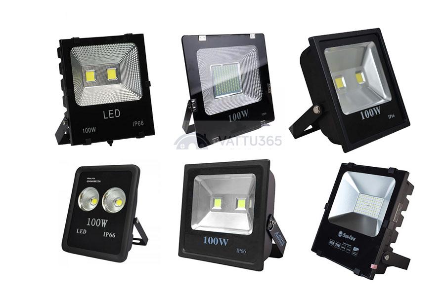 Các dòng đèn pha led 100w phổ biến