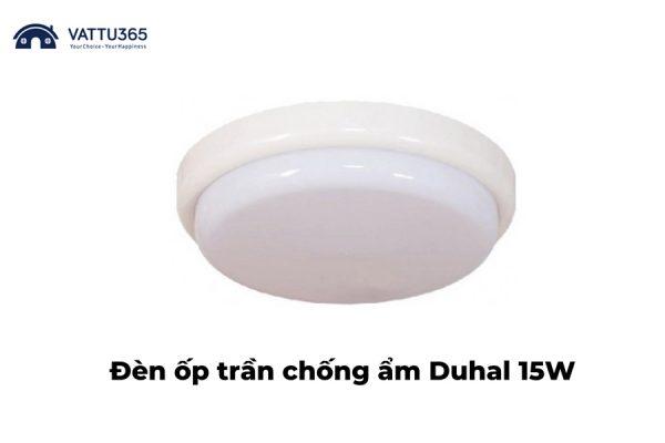 Đèn ốp trần chống nước thương hiệu Duhal