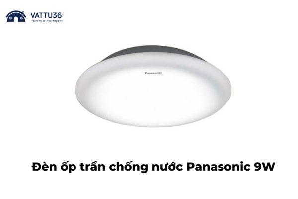 Đèn Panasonic chống thấm 9W
