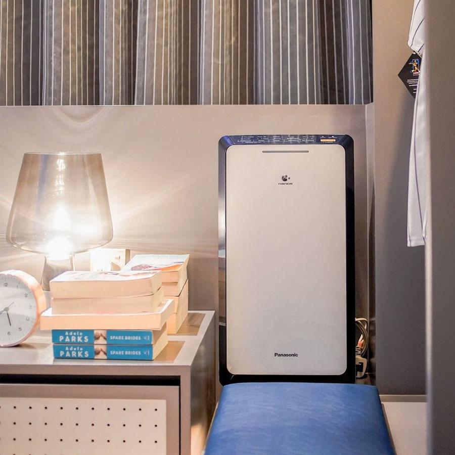 Trang trí nhà ở với máy lọc không khí vừa sạch vừa đẹp