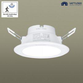 Đèn LED âm trần 12W cảm biến Panasonic | DN Series chính hãng, giá rẻ